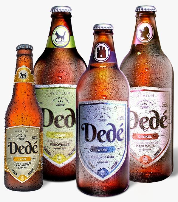 Cervejas do Dedé